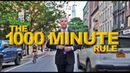 Hacking Time Management The 1,000 Minute Rule Ryan Serhant Vlog 78