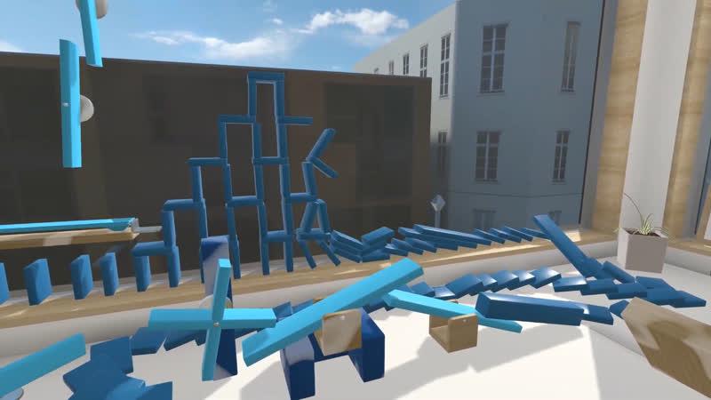 Gadgeteer создавай свои машины Голдберга в VR