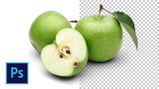 Как вырезать объект с тенью в фотошопе
