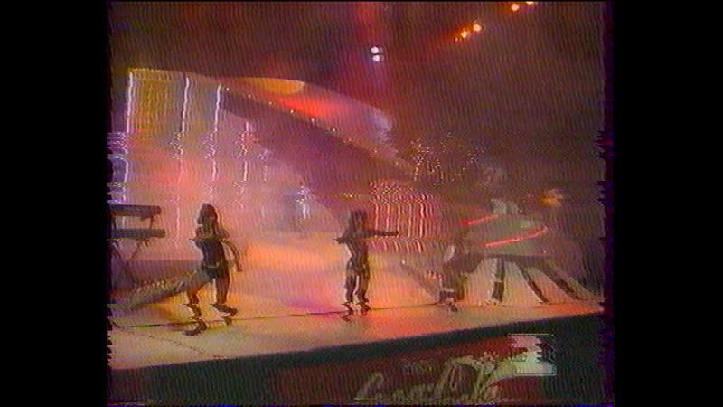 Музыкальные клипы с 1 канала Останкино и РТР 1993г vhs rip