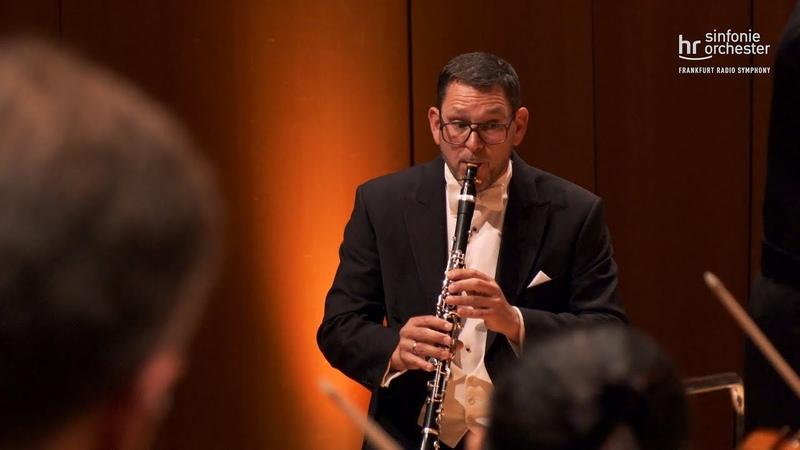 Stage@Seven Mozart Clarinet Concerto Jochen Tschabrun Alondra de la Parra