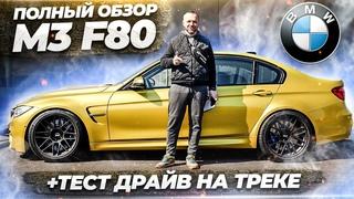 BMW M3 F80 - Часть 1, так ли она совершенна f80 m3 по сравнению со старичком  e92 m3