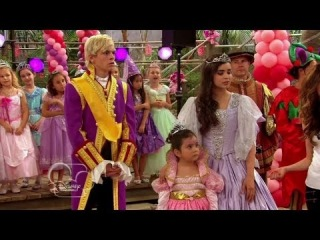 Остин и Элли 3 сезон 8 серия - Princesses and Prizes (Full Episode)