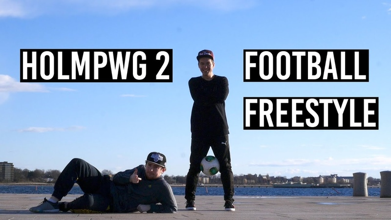HolmPWG 2 Football Freestyle Mix 2014 2019