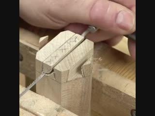 Ласточкин хвост - Строим дом своими руками