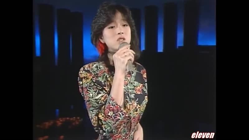 Акина Накамори 中森明菜 椿姫ジュリアーナ Джулиана