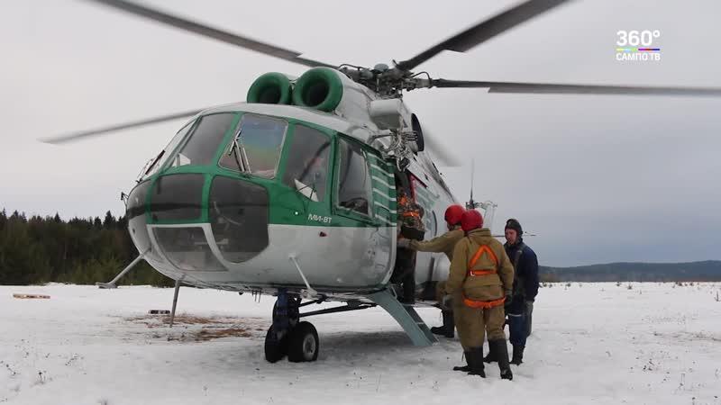 В Карелии утвержден сводный план тушения лесных пожаров