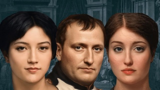 Портреты любовниц Наполеона I Бонапарта ожившие при помощи нейросетей