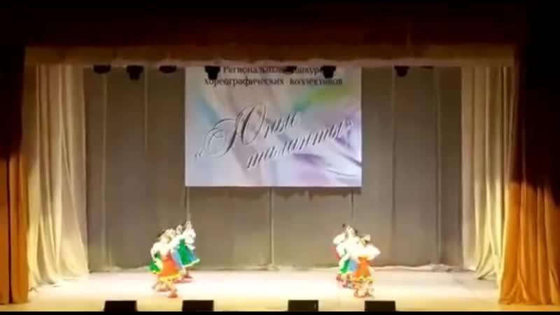 Ансамбль танца БЕЛАЯ ПТИЦА НА ДЕРЕВНЕ