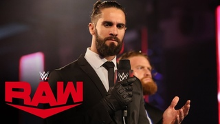"""[#My1] Seth Rollins on why he """"helped"""" Rey Mysterio: Raw, May 18, 2020"""
