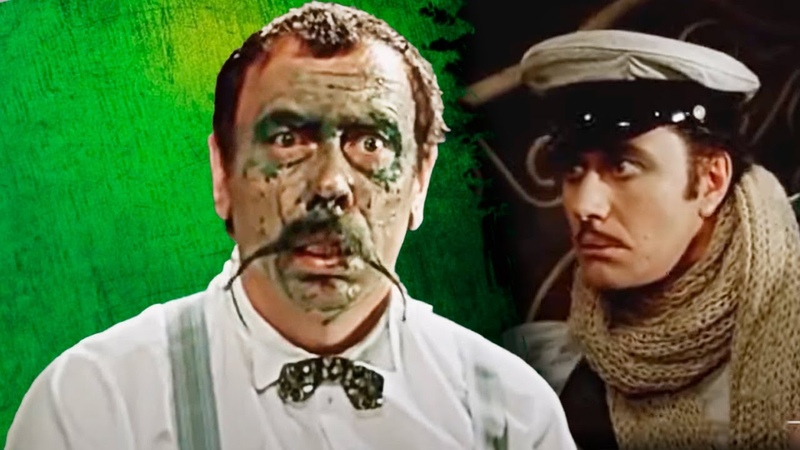 Всю контрабанду делают в Одессе Цитаты из фильма 12 стульев 1976