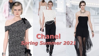 Chanel - the short review of the fashion collection spring summer 2021