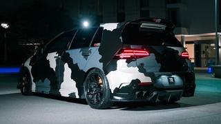The Camo Effect; Volkswagen Golf R (MK7) | 4K