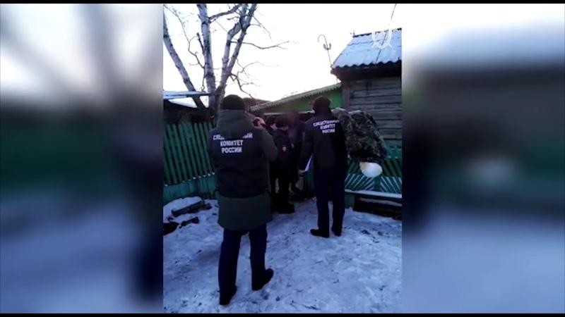 В Серышевском районе двоим мужчинам предъявлено обвинение в совершении убийства пожилой пары