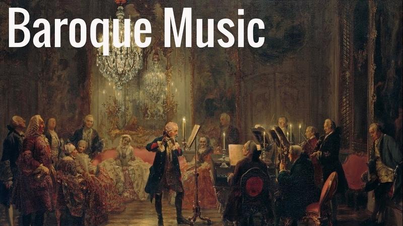 Baroque Music for Concentration Vivaldi - 7 Violin Concertos Limperatore