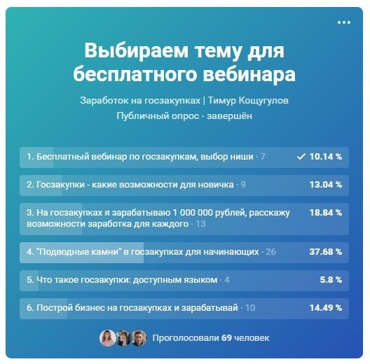 Кейс: Инфобизнес — обучение заработку на госзакупках., изображение №10