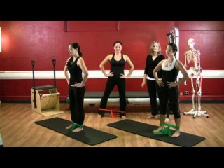 Upside-Down Pilates - Resistance Band - Lesson 47 -Full 30 Minute Pilates Workout - HD