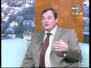 Хаџи Слободан Стојичевић на Студију Б - Приручник за извоз у Русију