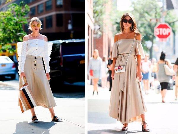 Как стильно одеваться в жару, изображение №4