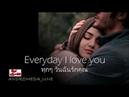 เพลงสากลแปลไทย EVERYDAY I LOVE YOU - Boyzone (Lyrics Thai subtitle)