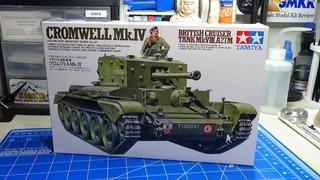 Cromwell  Tank Model Kit Review