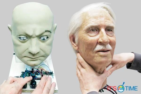 Анимированные фигуры в СПб