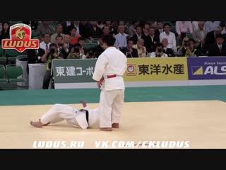 Образцово-показательное КАТА исполнение бросков группы Sutemi-waza (Inoue Kosei 6 ДАН)