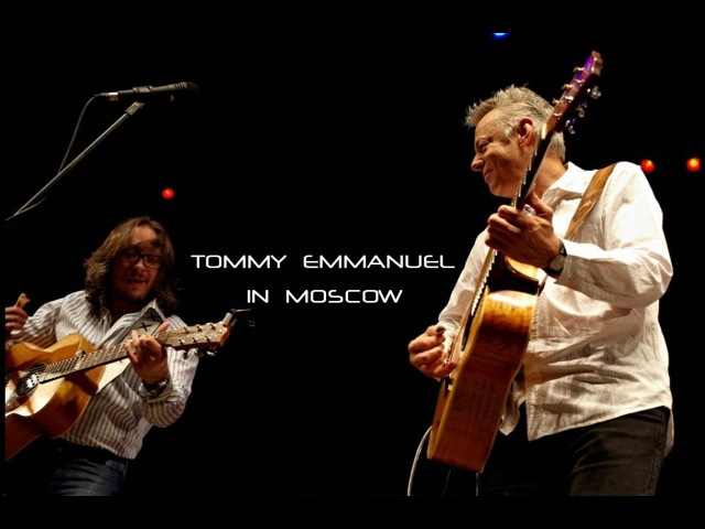 Tommy Emmanuel Timur Vedernikov Borsalino