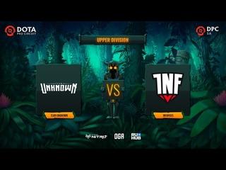 Infamous vs Team Unknown, OGA DPC SA Season 2, bo3, game 1 [Maelstorm & Lazar']