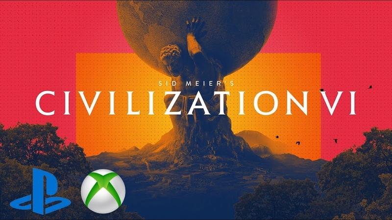 Civilization VI – Announce Trailer | PS4 and Xbox One
