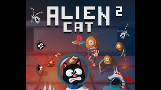 The first test of Alien Cat 2 for Sony Plastation.