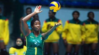 17 Years Old Ruth Bibinbe Made Epic Comeback For Her Team (HD)