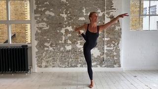 Урок Балета 7. Ballet Cardio: 5 minute Dance Bite