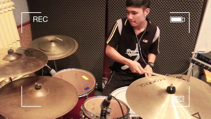 Funk The Dumb Stuff Tower of Power drums cover by Jane