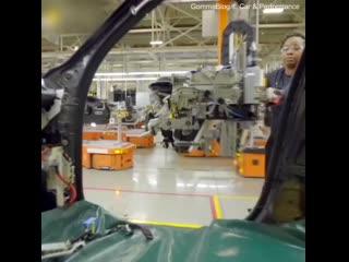 BMW X7 производственная линия bmw x7 ghjbpdjlcndtyyfz kbybz