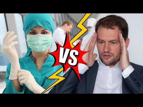 LEKÁRI NEODPORÚČAJÚ TESTOVANIE | Povinné očkovanie | O našich hraniciach a manipulácii