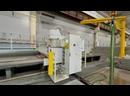 Автоматический полировальный станок GMM Sirio на заводе группы компаний Stone Market