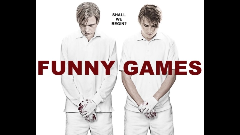 Забавные игры 2008 Драма Криминал Триллер Ужасы