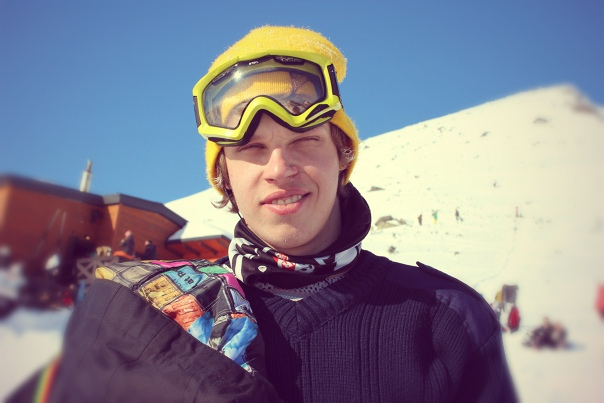 Anthony Freestyler, Киев, Украина