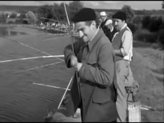Крутая рыбалка - Луи де Фюнес