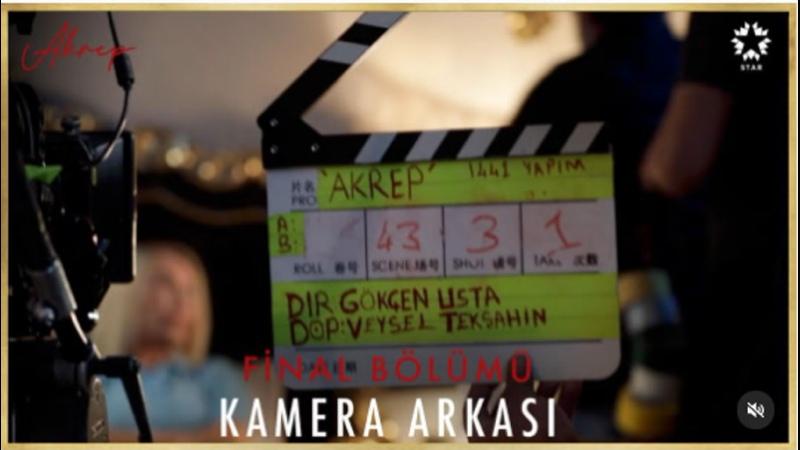 Akrep 26 Final Bölüm Kamera Arkası