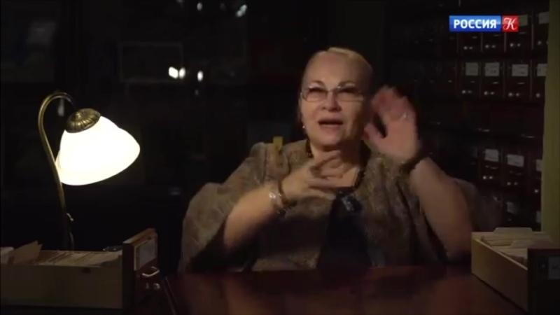 Воспоминания Нины Усатовой о съемках фильма Дело о Мертвых душах