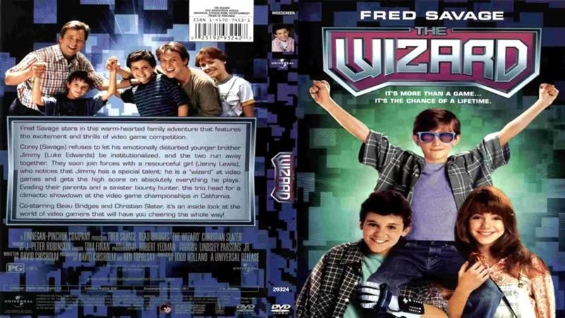 Волшебник The Wizard 1989