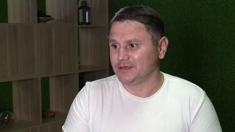 Марий Эл ТВ Самодеятельному певцу и композитору Валерию Шамову песня жить и творить помогает