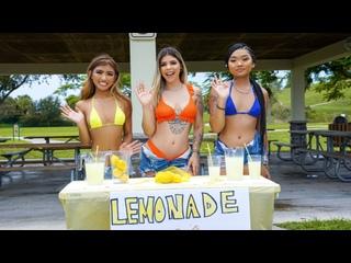 [BFFS] Marley Madden, Lina Flex, Clara Trinity - The Lemonade Girls NewPorn2021