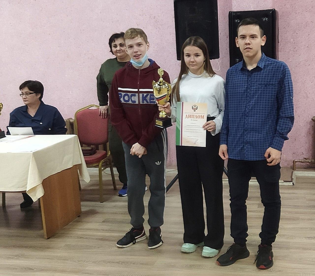 Курганские школьники — призеры Первенства России по шахматам и шашкам