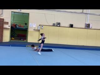 Санатарчук Андрей, Наумова Милена 1 упражнение