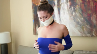 Marie bondage chrissy Captive Chrissy