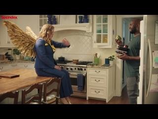Рекламный ролик майонеза Hellman's | Superbowl (Озвучка)