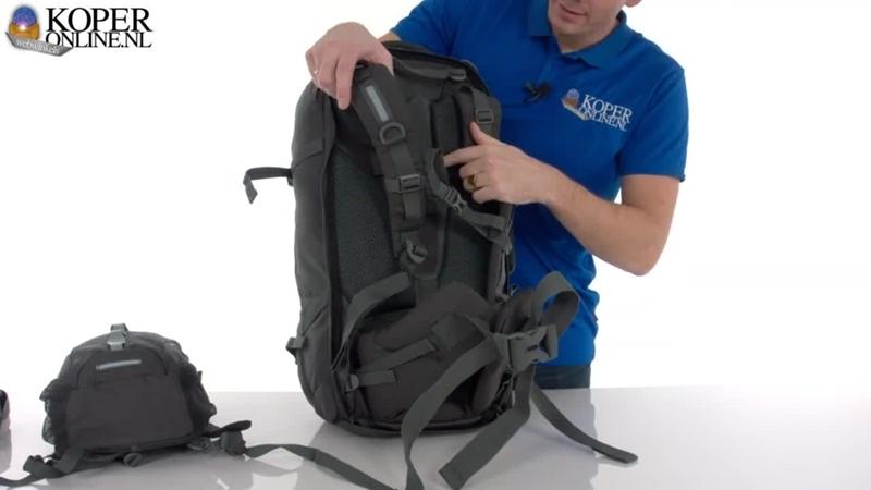 Trespass Scope Frontloader Backpack 65 liter